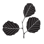 Alternate leaf arrangement