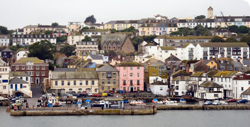 Falmouth was one of the first transition towns in the UK.