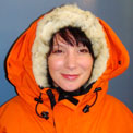 Fran - Conservator for the Antarctic Heritage Trust