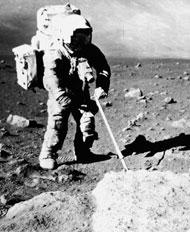 Dr Harrison Schmitt on the Moon