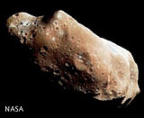 The asteroid Ida © NASA