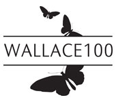 Wallace100 logo