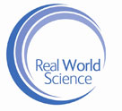 Real World Science logo