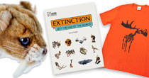 Buy gifts online from the Extinction: Not the End of the World? exhibition