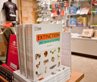 The exhibition book, Extinction: Not the End of the World?