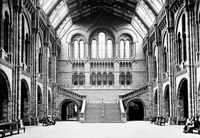 Hintze Hall in 1882
