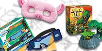 Christmas gift ideas: toys and games