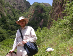 Max Barclay on fieldwork in Bolivia