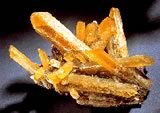 Baryte; Dalmellington mine, Cumbria