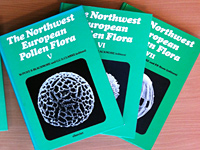 Volumes from the Northwest European Pollen Flora Project.