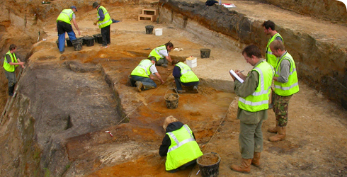 Excavations at the early Middle Pleistocene site of Norton Subcourse, Norfolk