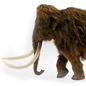 Model of the woolly mammoth found at Ilford in England