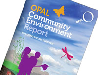 OPAL Community Environment Report