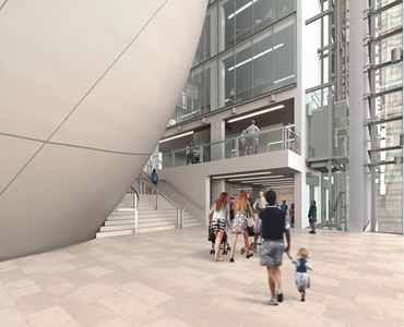 Witness the Museum's metamorphosis when the new Darwin Centre opens on 15 September