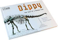 Dippy: The tale of a Museum Icon book