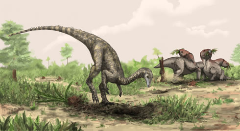 Could Nyasasaurus parringtoni be the oldest dinosaur?