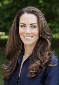 New Natural History Museum patron HRH The Duchess of Cambridge