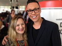 Lydia and Gok