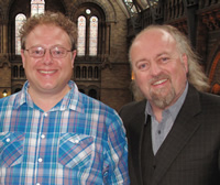 George Beccaloni and Bill Bailey celebrate the centenary of Alfred Russel Wallace.