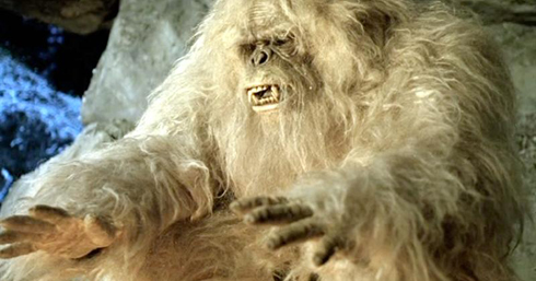 Yeti, bigfoot, sasquatch