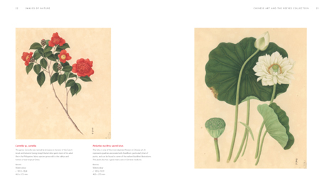 Pages from Chinese Art and the Reeves Collection