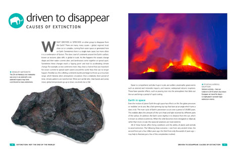 Pages from Extinction: Not the End of the World?