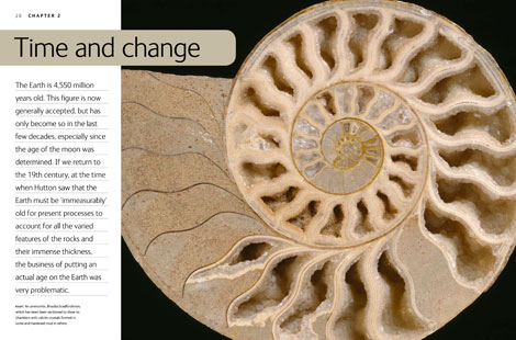 Pages from Fossils: The Key to the Past