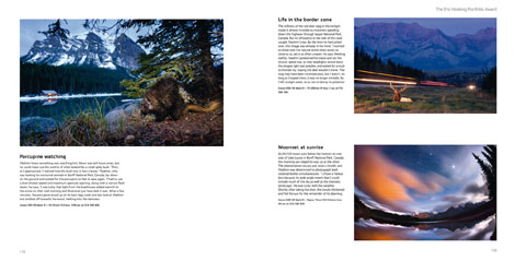 Pages from Wildlife Photographer of the Year Portfolio 22.