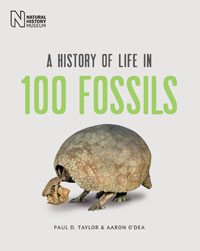 A History of Life in 100 Fossils cover