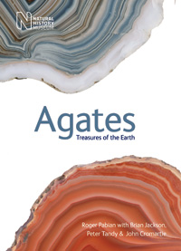 Agates front cover