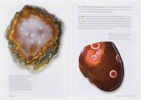 What is an agate?