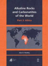 Alkaline Rocks and Carbonatites of the World: Africa (Part 3) cover
