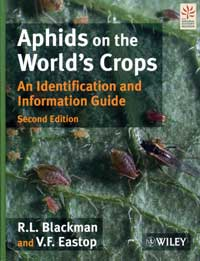 Aphids on the World's Crops cover