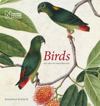 Birds: The Art of Ornithology cover