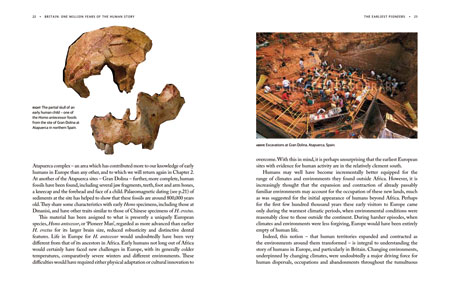 Pages from Britain: One Million Years of the Human Story