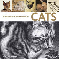 The British Museum Book of Cats cover