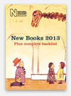 2013 books catalogue cover
