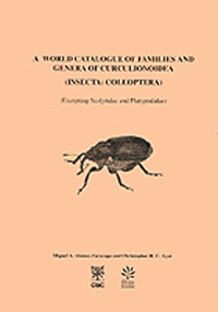 A World Catalogue of Families and Genera of Curculionoidea cover
