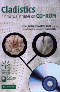 Cladistics CD-ROM cover