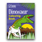 Natural History Museum Dinosaur Colouring Book