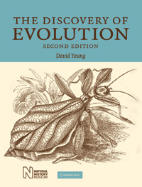 Discovery of Evolution cover