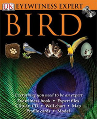 DK Bird Eyewitness book cover