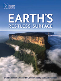 Earth's Restless Surface cover