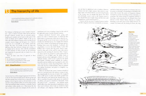 Pages from Evolution 2nd edition