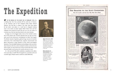 Pages from Scott's Last Expedition