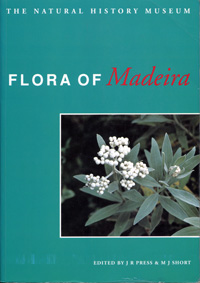 Flora of Madeira cover
