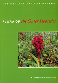 Flora of the Outer Hebrides cover