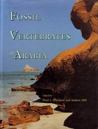 Fossil Vertebrates of Arabia cover