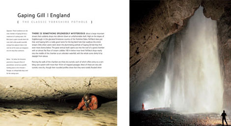 Pages from Great Caves of the World