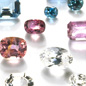 A collection of brightly-coloured gems from our Gemstones book